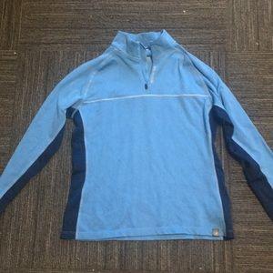 Tops - Sporty Quarter Zip pullover